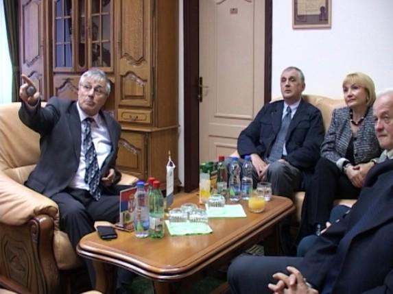 Ambasador Crne Gore u Srbiji u dvodnevnoj poseti Subotici