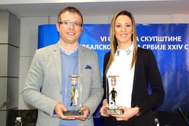 Uručene nagrade najboljima u srpskom fudbalu