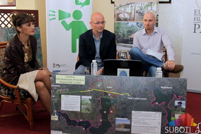 Prioritet sprečiti dalje zagađenje Palićkog jezera