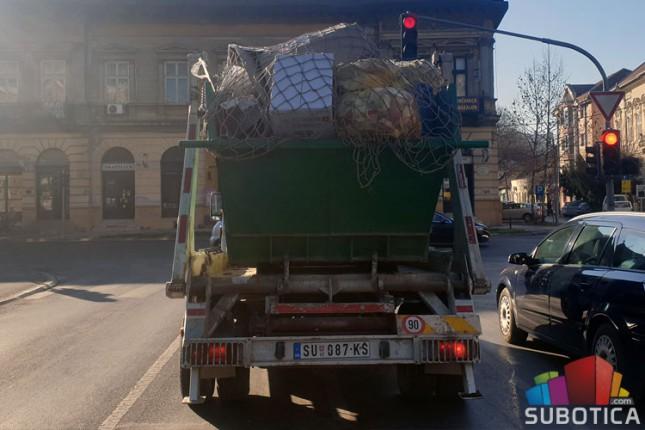 Počinje prolećna akcija čišćenja grada, kreće se od prigradskih naselja