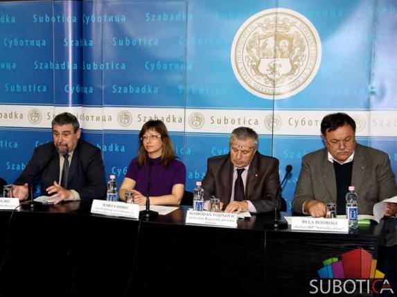 Sedmi Međunarodni regionalni sajam privrede u Subotici