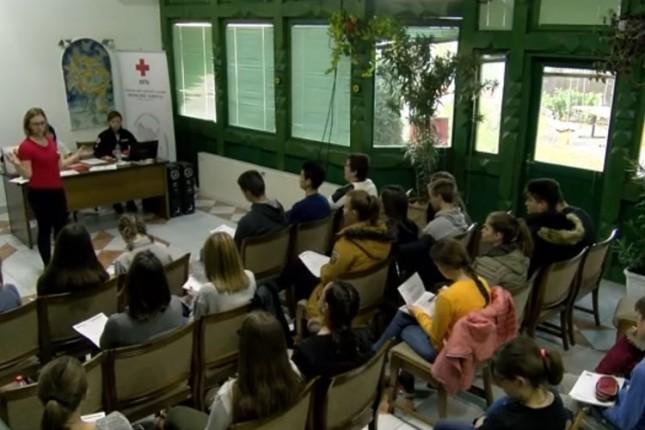 Održana edukacija na temu borbe protiv trgovine ljudima
