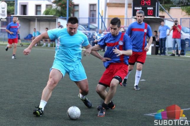 Turnir grada Subotice u malom fudbalu u subotu u Prvomajskoj