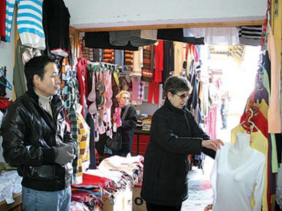 Buvljak skuplji od butika u Segedinu