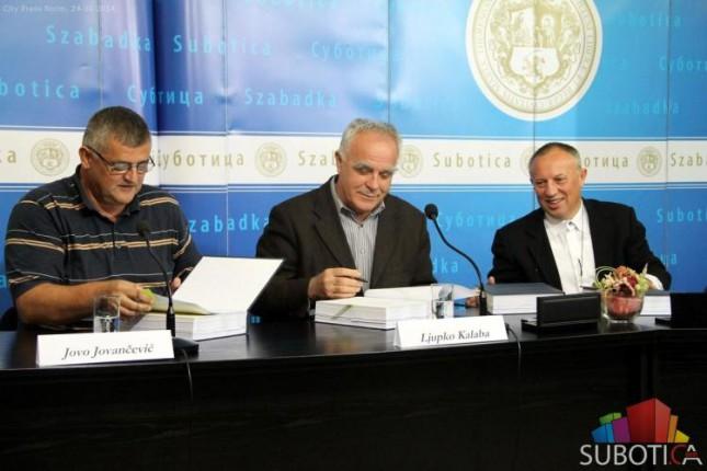 Potpisani ugovori o izgradnji kolektora II i VII i Centralnog magistralnog vodovoda