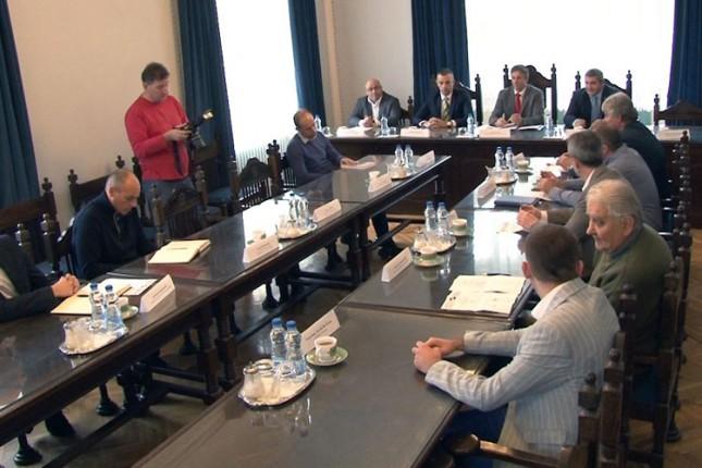 Održana konstitutivna sednica OO Evropskog univerzitetskog prvenstva u veslanju
