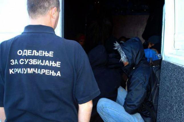 U akciji suzbijanja krijumčarenja ljudi uhapšene 4 osobe