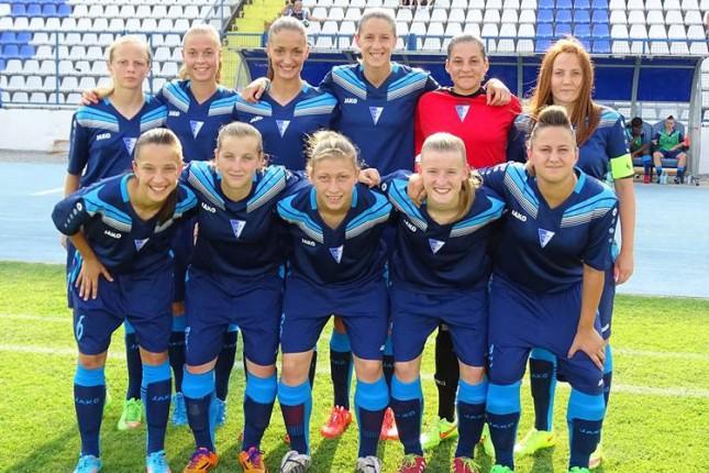 Nova pobeda fudbalerki Spartaka za korak bliže cilju (4:1)