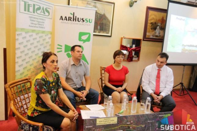 Početak radova na izgradnji kanalizacione mreže na Paliću očekuje se od sredine avgusta