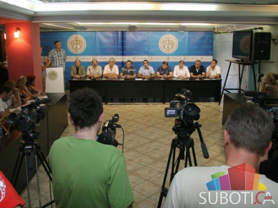 Potpisan koalicioni sporazum o formiranju vlasti u Subotici
