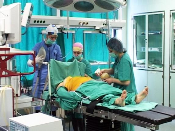 Minimalno invazivna operacija raka debelog creva u Opštoj bolnici