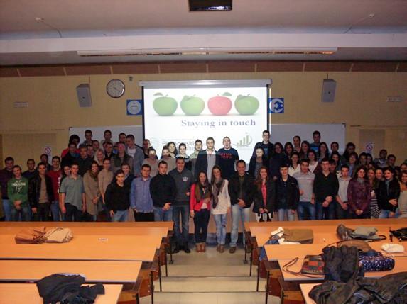 Finansijski klub – šansa za ambiciozne studente