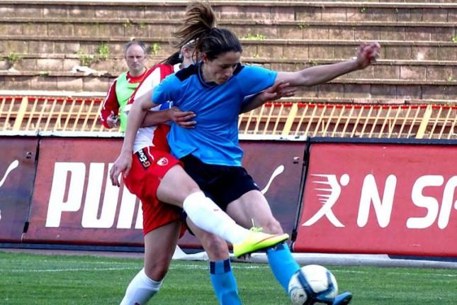 Fudbalerke Spartaka savladale LASK Crvenu zvezdu (0:2)