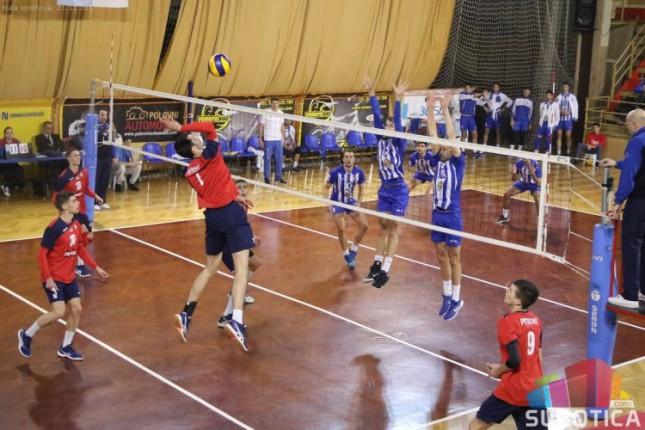 Odbojka - Kup Srbije: Spartak završio učešće u četvrtfinalu