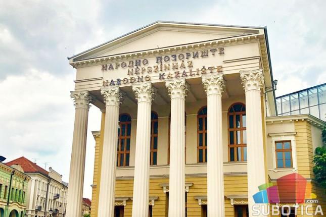 Za osmu fazu rekonstrukcije Narodnog pozorišta blizu 600 miliona dinara