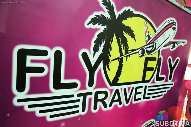 """""""Fly fly travel"""" i u Subotici"""
