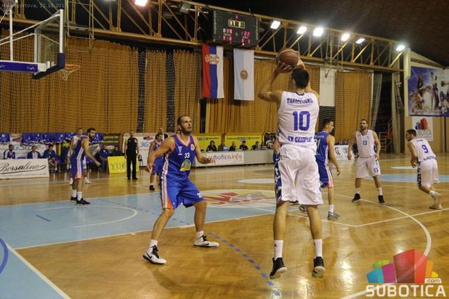 Košarka: Spartak savladao Radnički (66:78)
