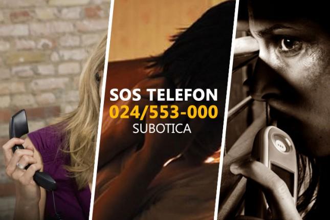 SOS pozivi najčešće zbog depresije