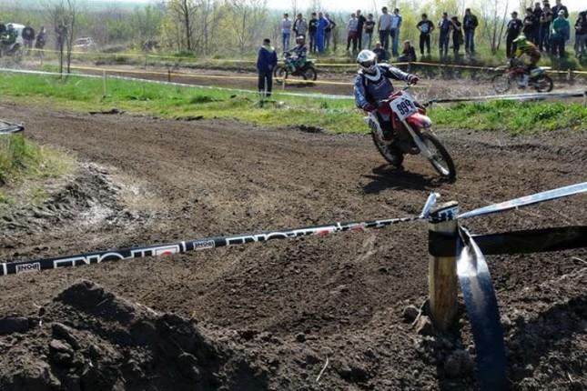 Motokros šampionat Srbije održan za vikend u Horgošu
