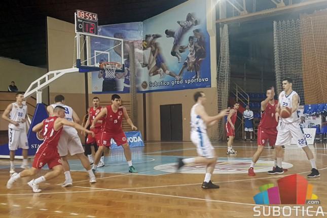 Košarka: Spartak poražen od Vojvodine na oproštaju od domaće publike (73:97)