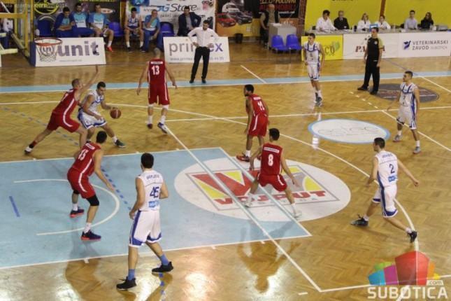Košarkaši Spartaka savladali Konstantin (78:62)