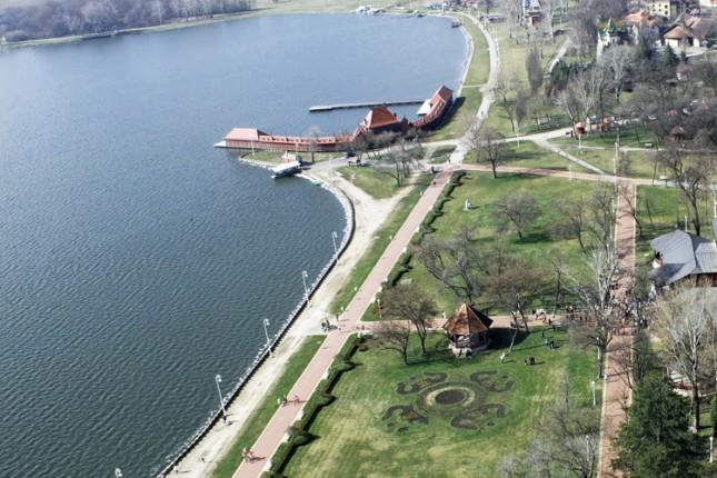 Za sanaciju jezera Palić 60 miliona dinara