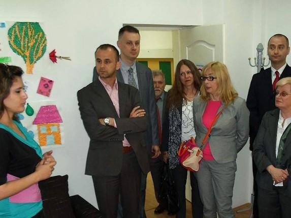 Dve delegacije u poseti ustanovama Gerontološkog centra