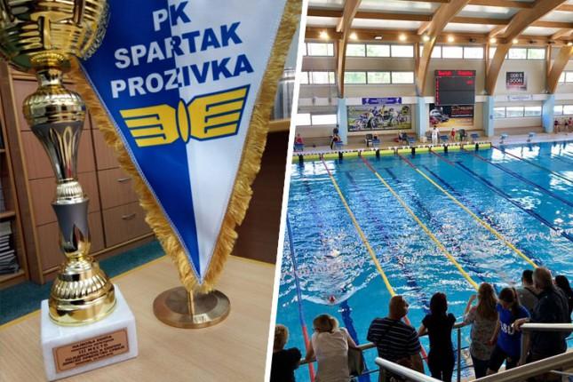 Plivanje: Treće mesto Spartak Prozivke na Zimskom prvenstvu Srbije u Zrenjaninu