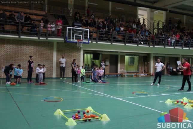 Održane VI SuTeam Olimpijske igre dece