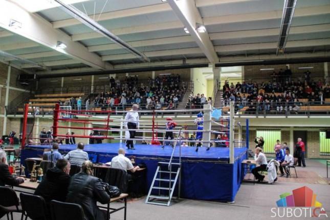 Otvoreno Pojedinačno prvenstvo Srbije u boksu