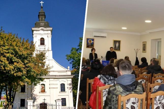 """Duhovnom tribinom nastavljaju se """"Dani Svetog Dimitrija"""" u Aleksandrovu"""