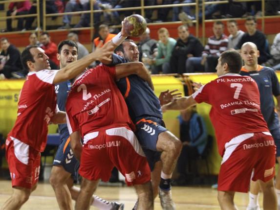 Rukometaši Spartaka pobedili Jugović (21:19)