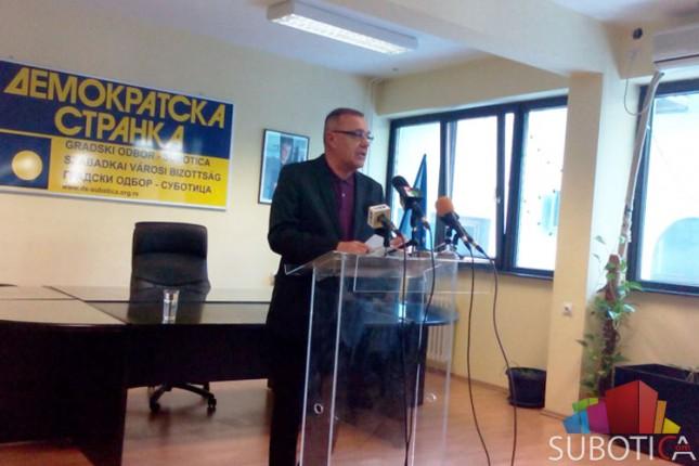 Slavko Parać: Bićemo jaka opozicija!