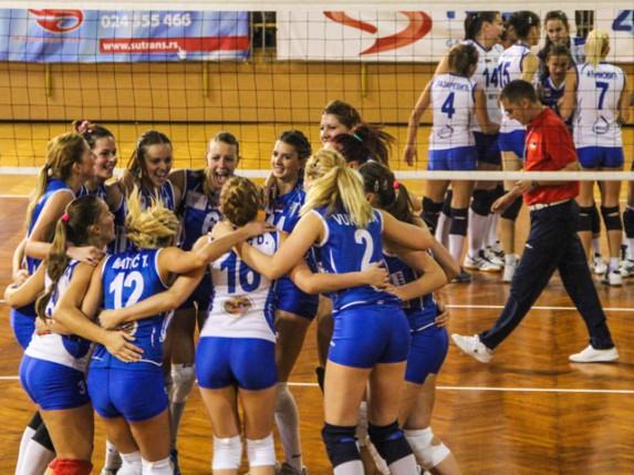 Odbojkašice Spartaka izjednačile rezultat u drugoj utakmici četvrtfinala plejofa