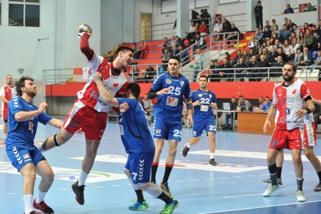 Rukometaši Spartaka poraženi od Vojvodine u Novom Sadu (28:23)