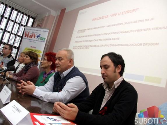 Aktivnosti povodom obeležavanja Svetskog dana borbe protiv HIV/AIDS-a