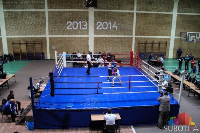 Danas se održavaju finalne borbe Pojedinačnog prvenstva Srbije u boksu