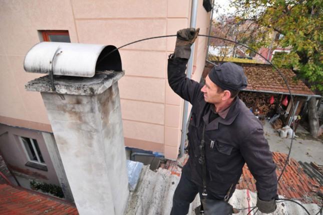 Kontrola i održavanje dimnjaka od sledećeg meseca