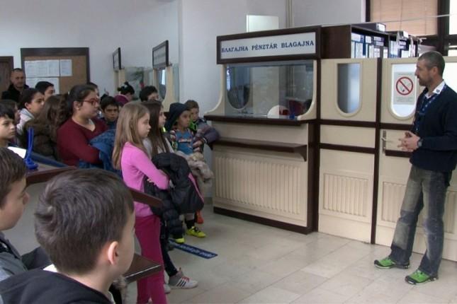 """Učenici OŠ """"Đuro Salaj"""" posetili JKP """"Vodovod i kanalizacija"""""""