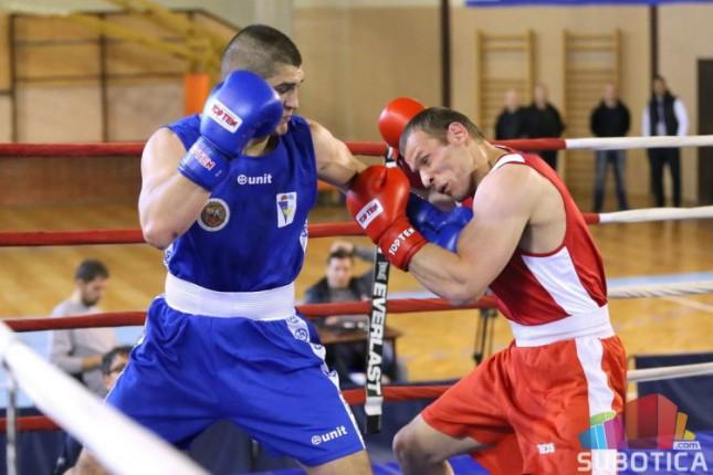 Boks: Subotičani osvojili pet medalja na prvenstvu Vojvodine