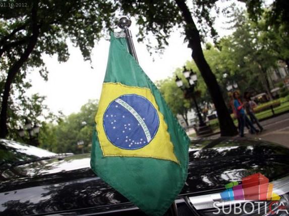 Ambasador Brazila u Subotici
