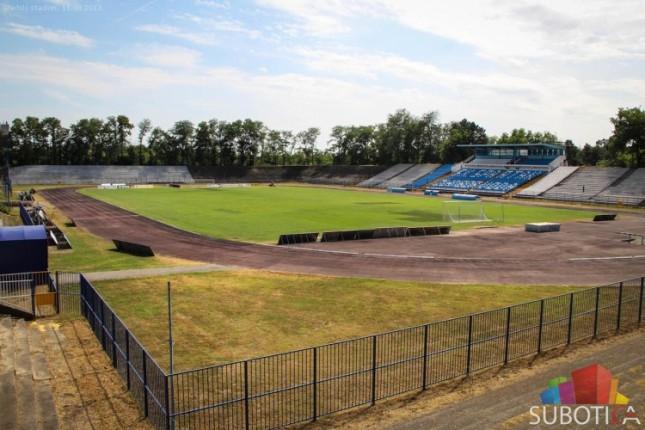 Stadion konačno gradski