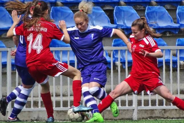 Fudbalerke Spartaka na korak od odbrane šampionske titule