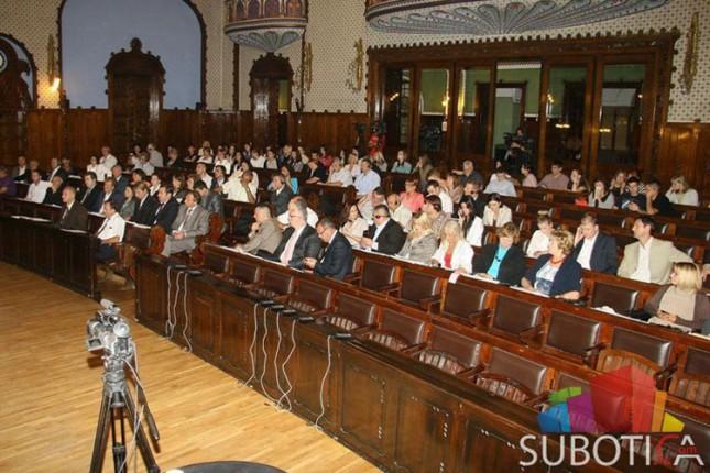 Usvojen budžet grada za 2015. godinu