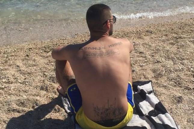 Subotičanin napadnut u Hrvatskoj zbog tetovaže