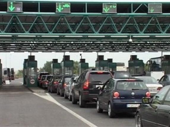 "Velika gužva na graničnom prelazu ""Horgoš"""