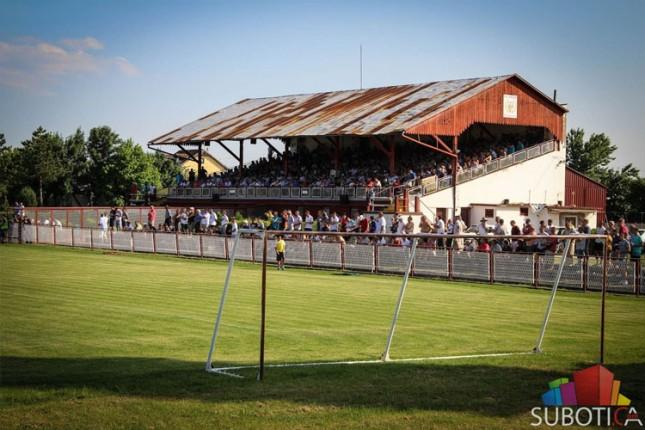 Fudbaleri Bačke savladali Spartak u prijateljskoj utakmici