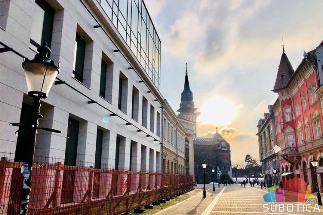Za osmu fazu izgradnje Narodnog pozorišta izdvojeno 370,7 miliona dinara