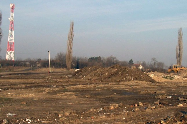 Divlja deponija u Novom Žedniku jedna od desetak preostalih