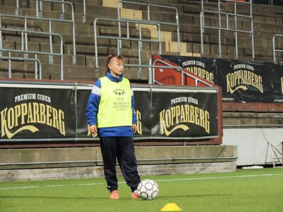 Golubice stigle u Švedsku, danas revanš utakmica protiv Geteborga